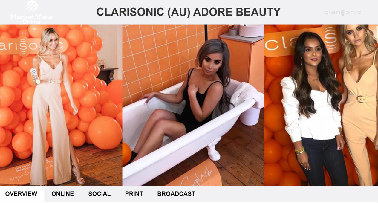CLARISONIC (AU) ADORE BEAUTY